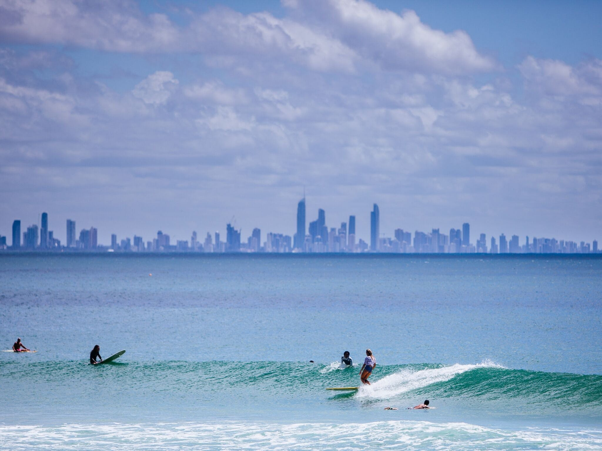 Kirra Point - Attractions Brisbane