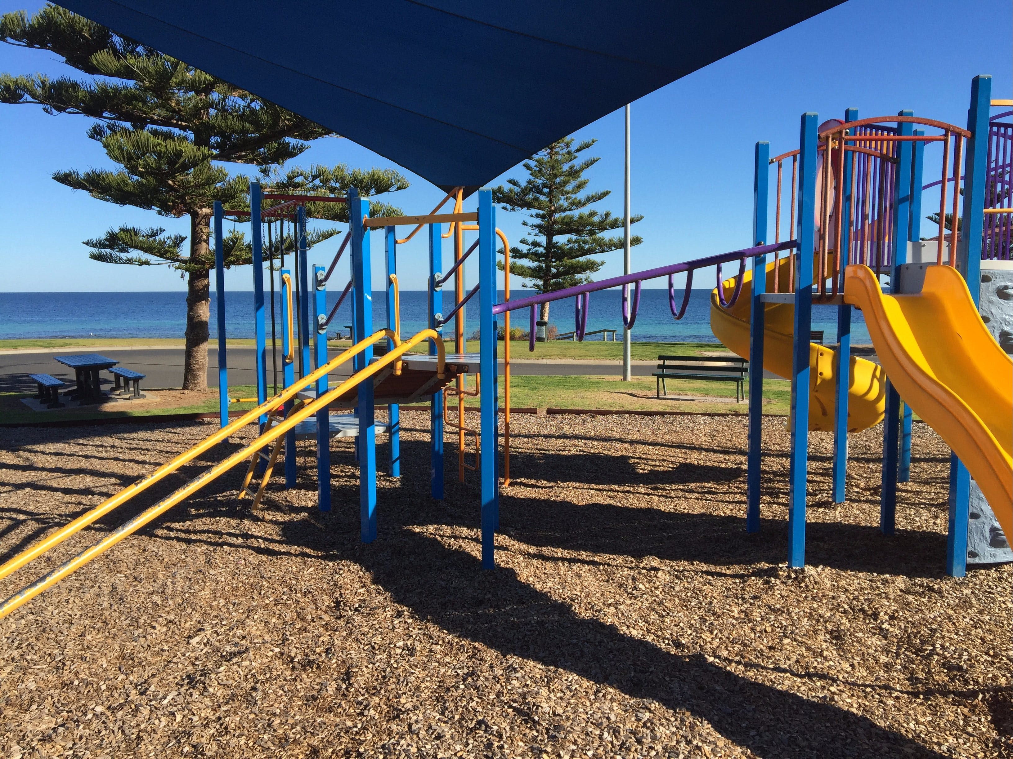 Port Hughes Playground - Attractions Brisbane