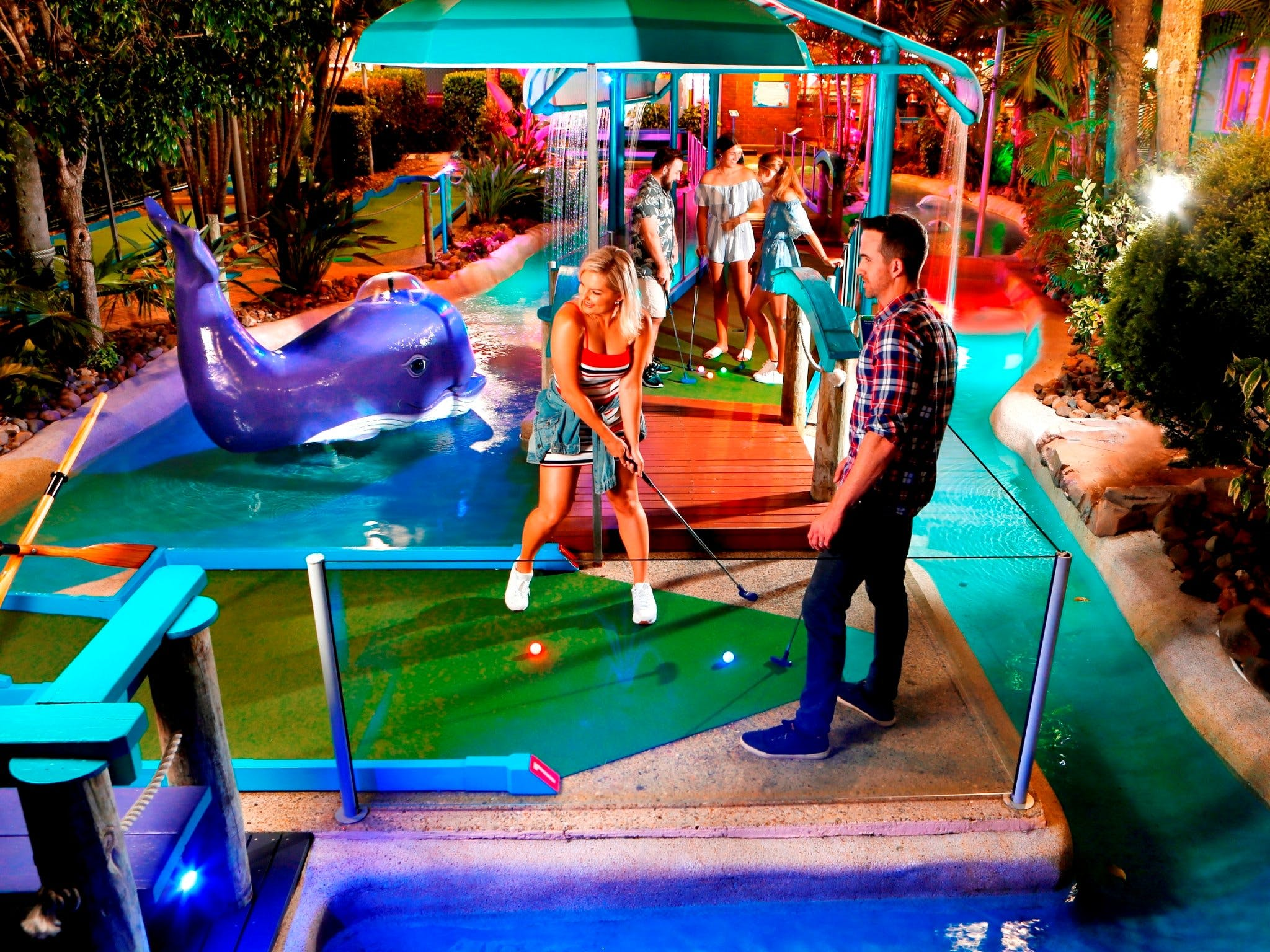 Putt Putt Mermaid Beach - Attractions Brisbane