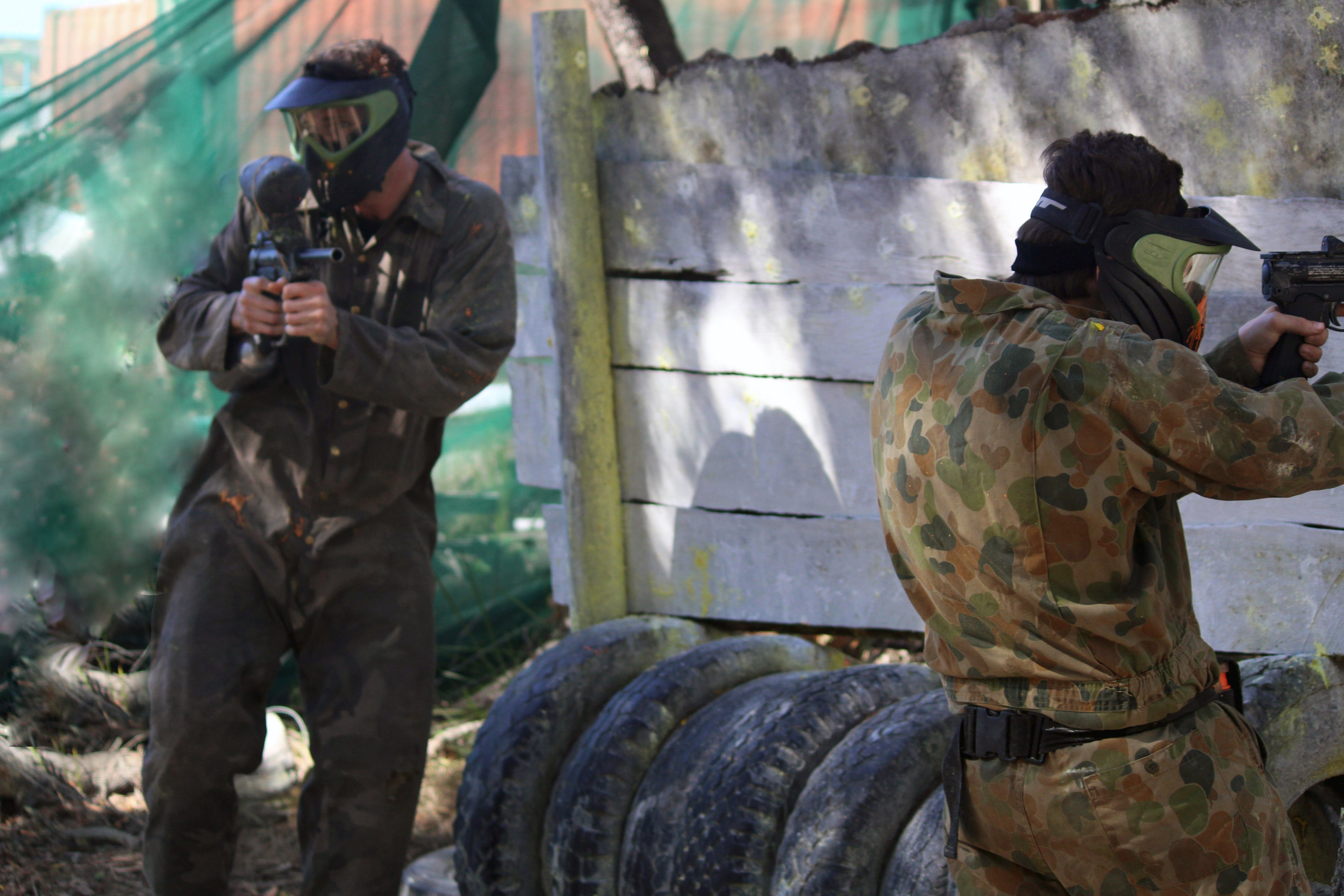 Skirmish Sunshine Coast Outdoor Paintball - Attractions Brisbane