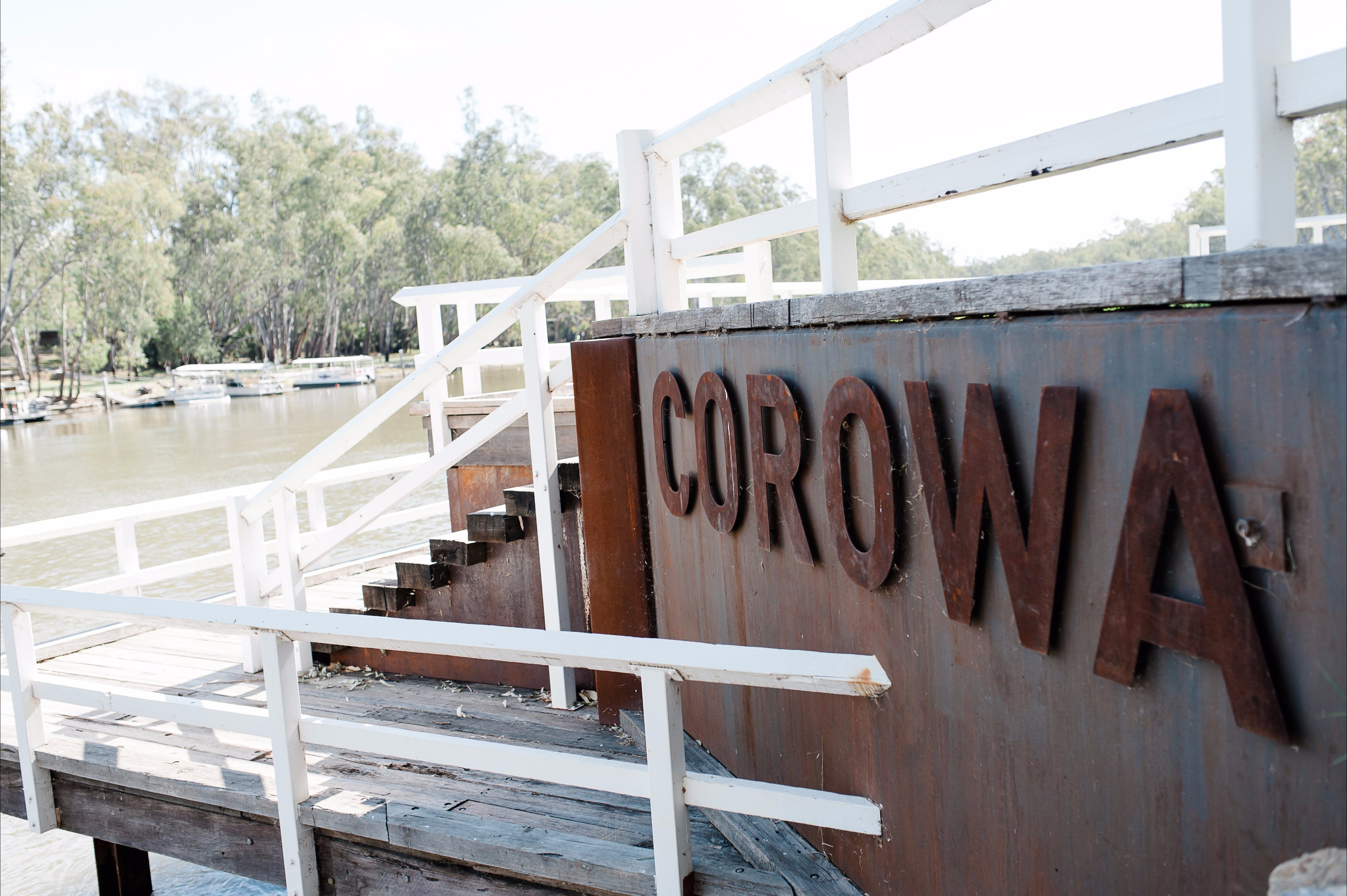 Corowa Foreshore - Attractions Brisbane