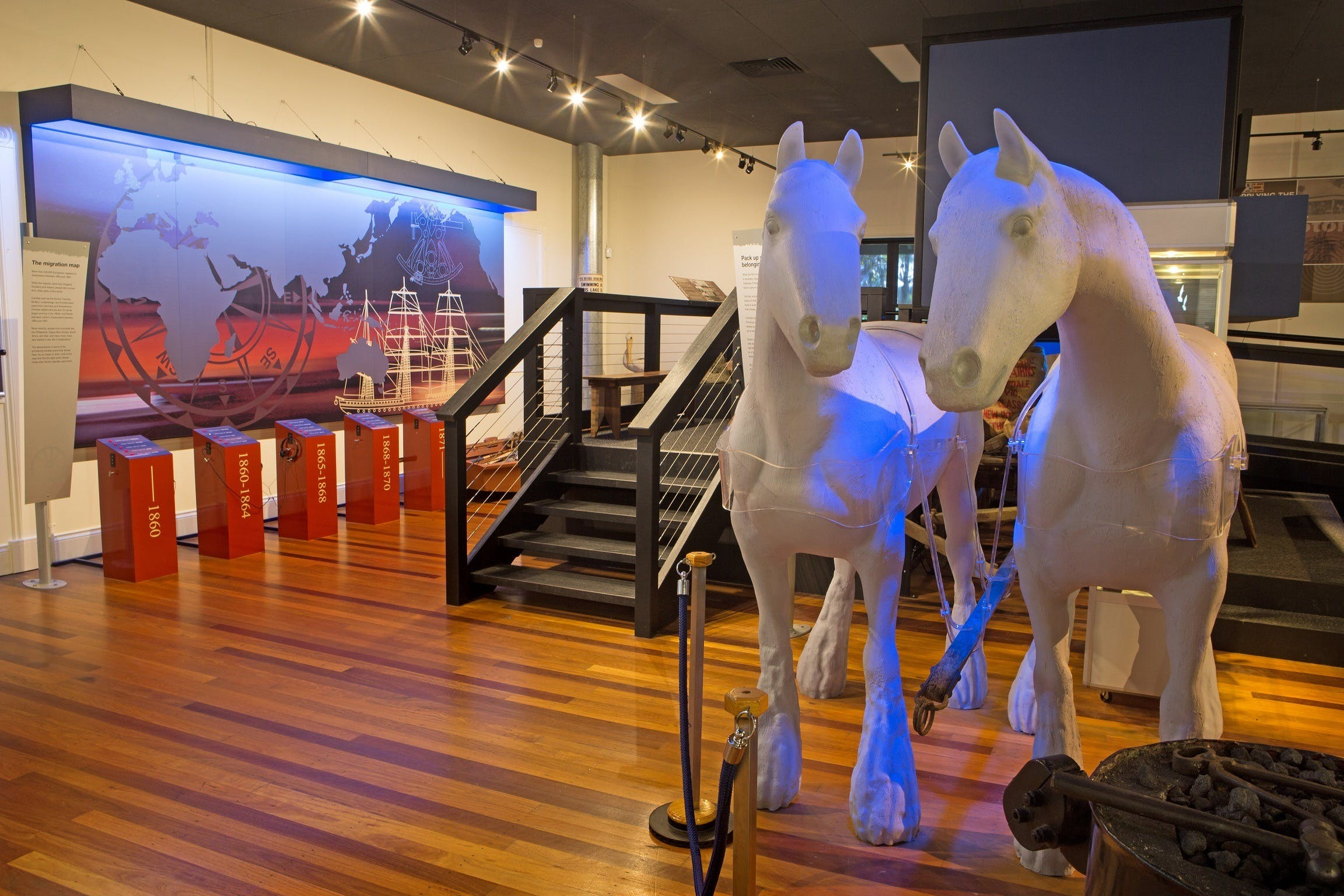 Pine Rivers Heritage Museum - Attractions Brisbane