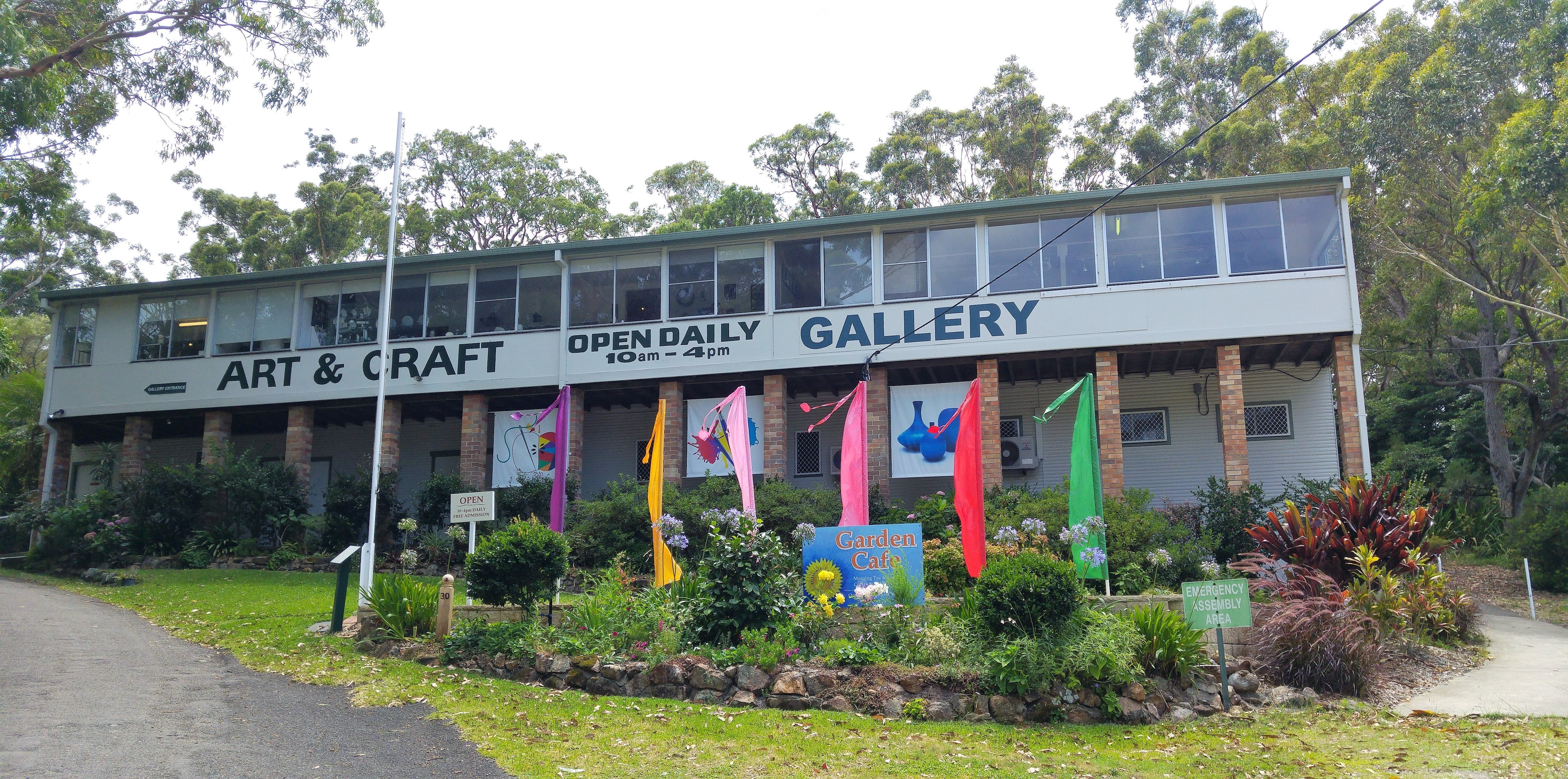 Port Stephens Community Arts Centre Gallery - Attractions Brisbane