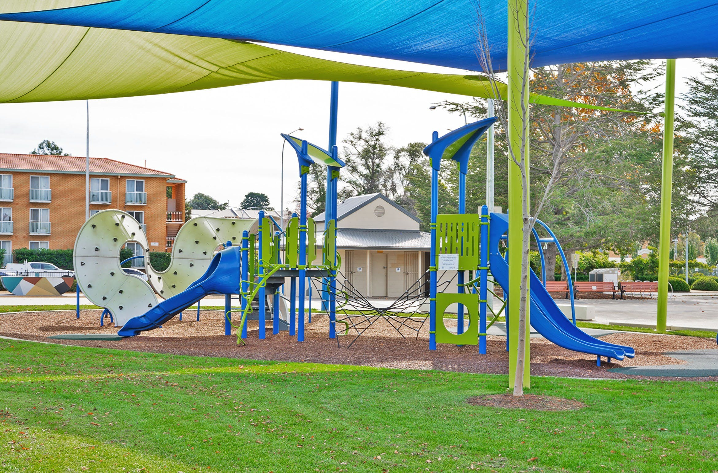 Queen Elizabeth ll Park Queanbeyan - Attractions Brisbane