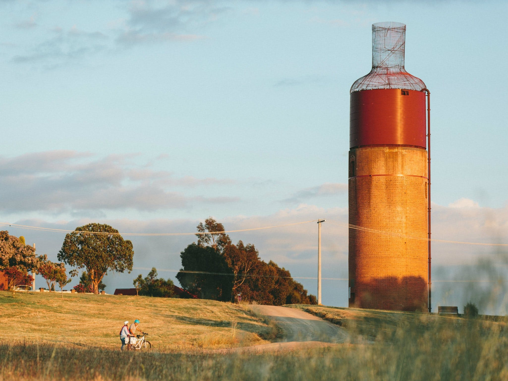 Rutherglen Wine Bottle - Attractions Brisbane