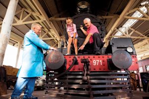 Southern Downs Steam Railway - Attractions Brisbane
