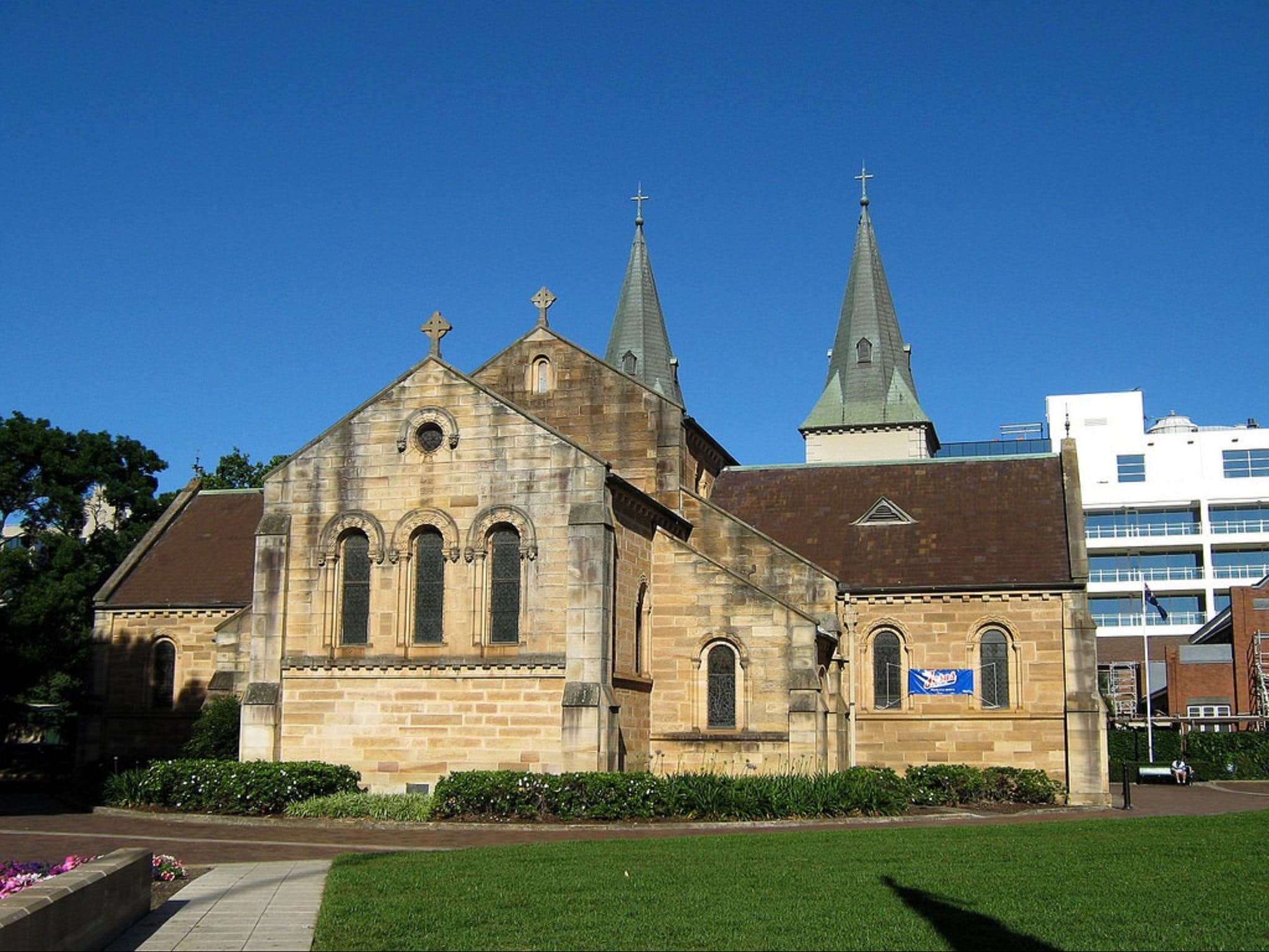 St Johns Cathedral - Attractions Brisbane