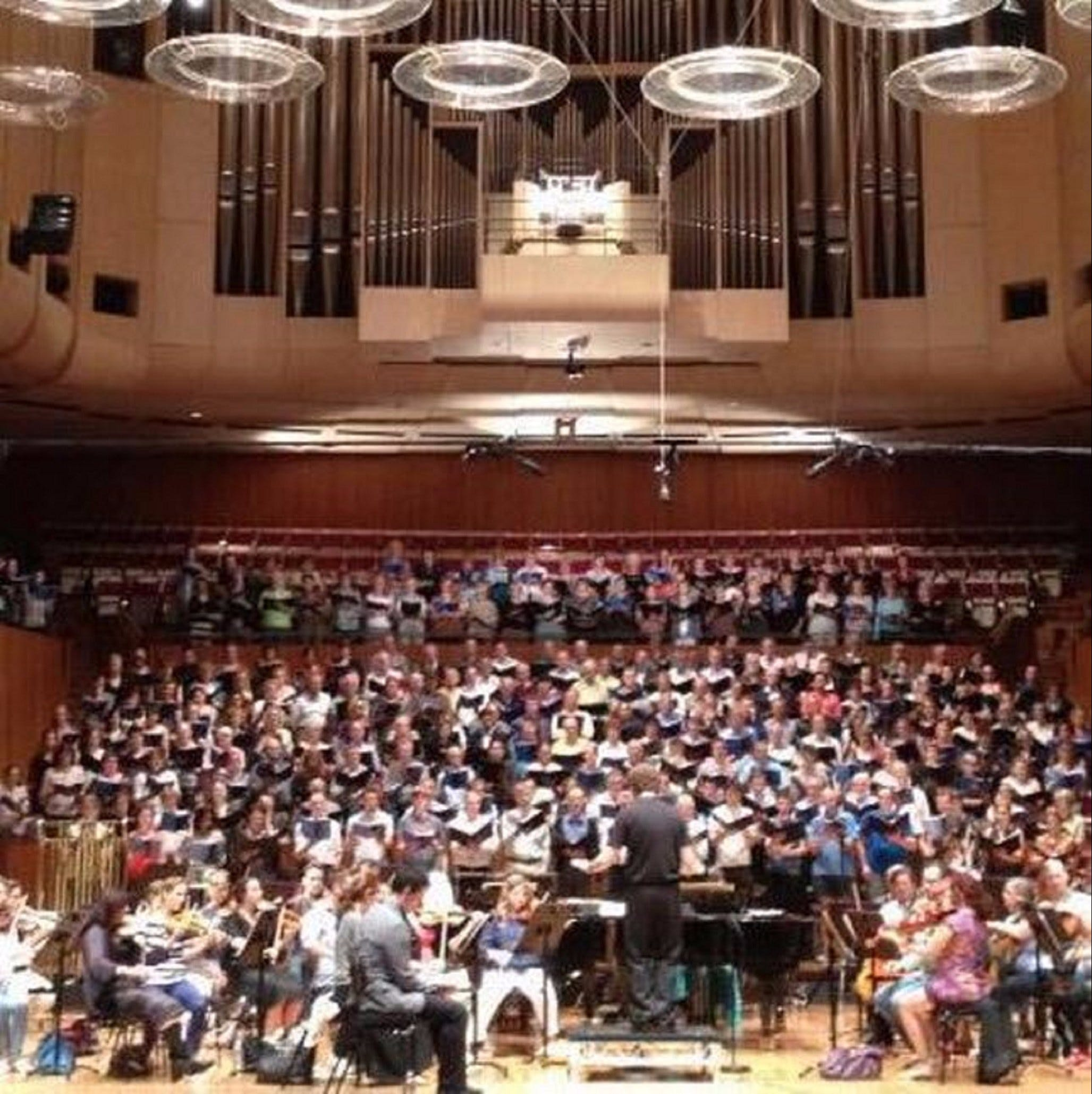 Sydney Philharmonia Choirs - Attractions Brisbane