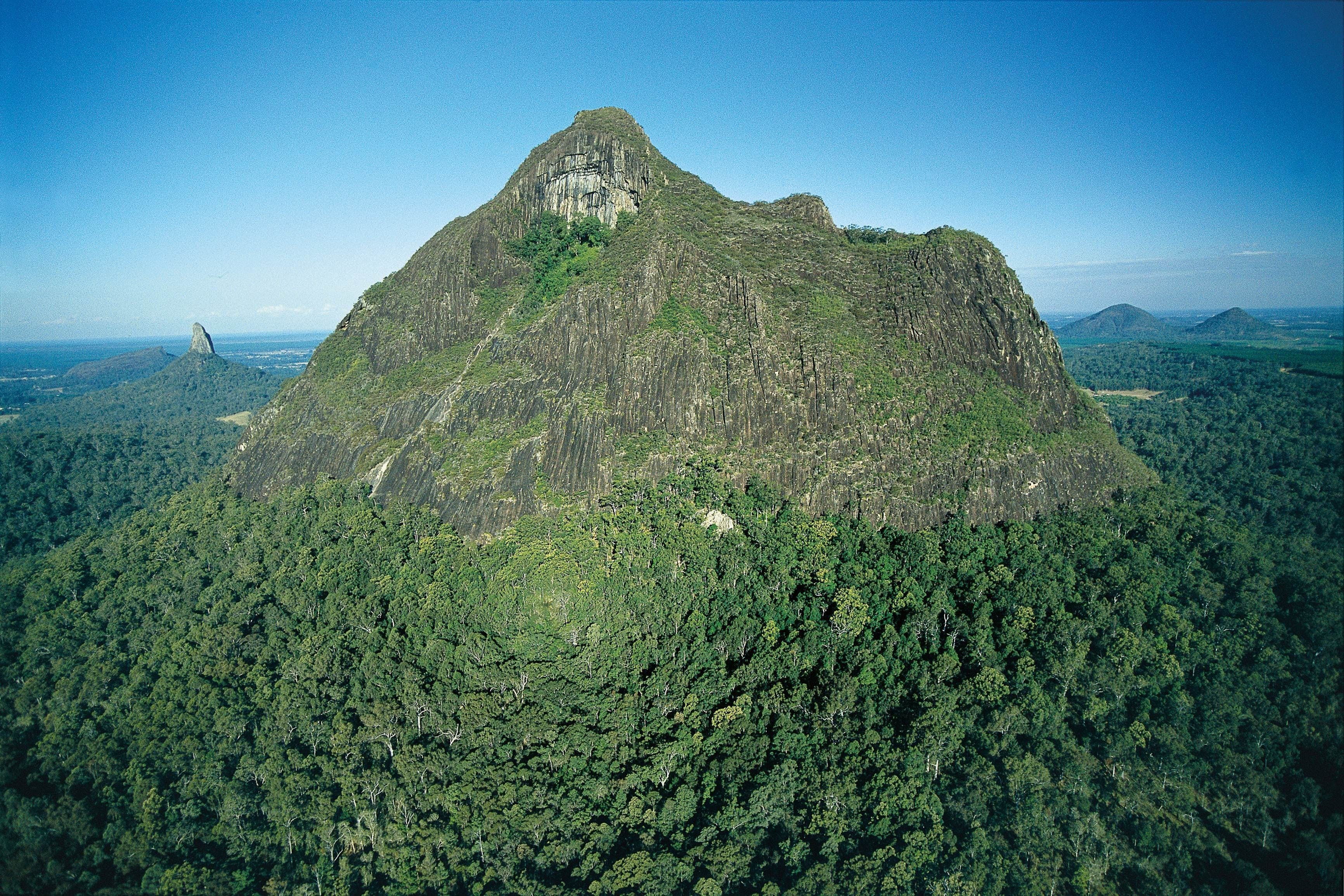 Tibrogargan circuit Glass House Mountains National Park - Attractions Brisbane