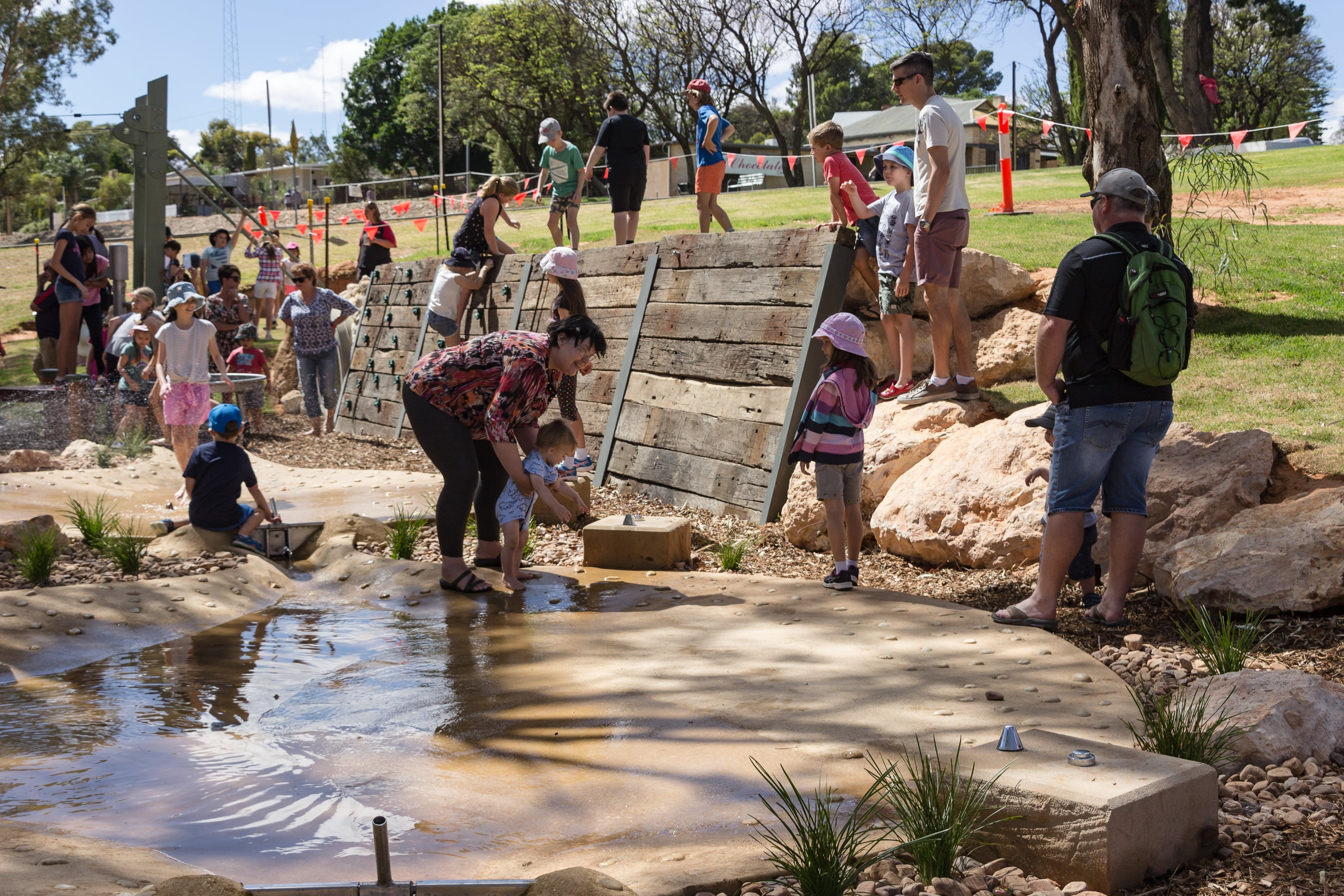Waikerie Water and Nature Play Park - Attractions Brisbane