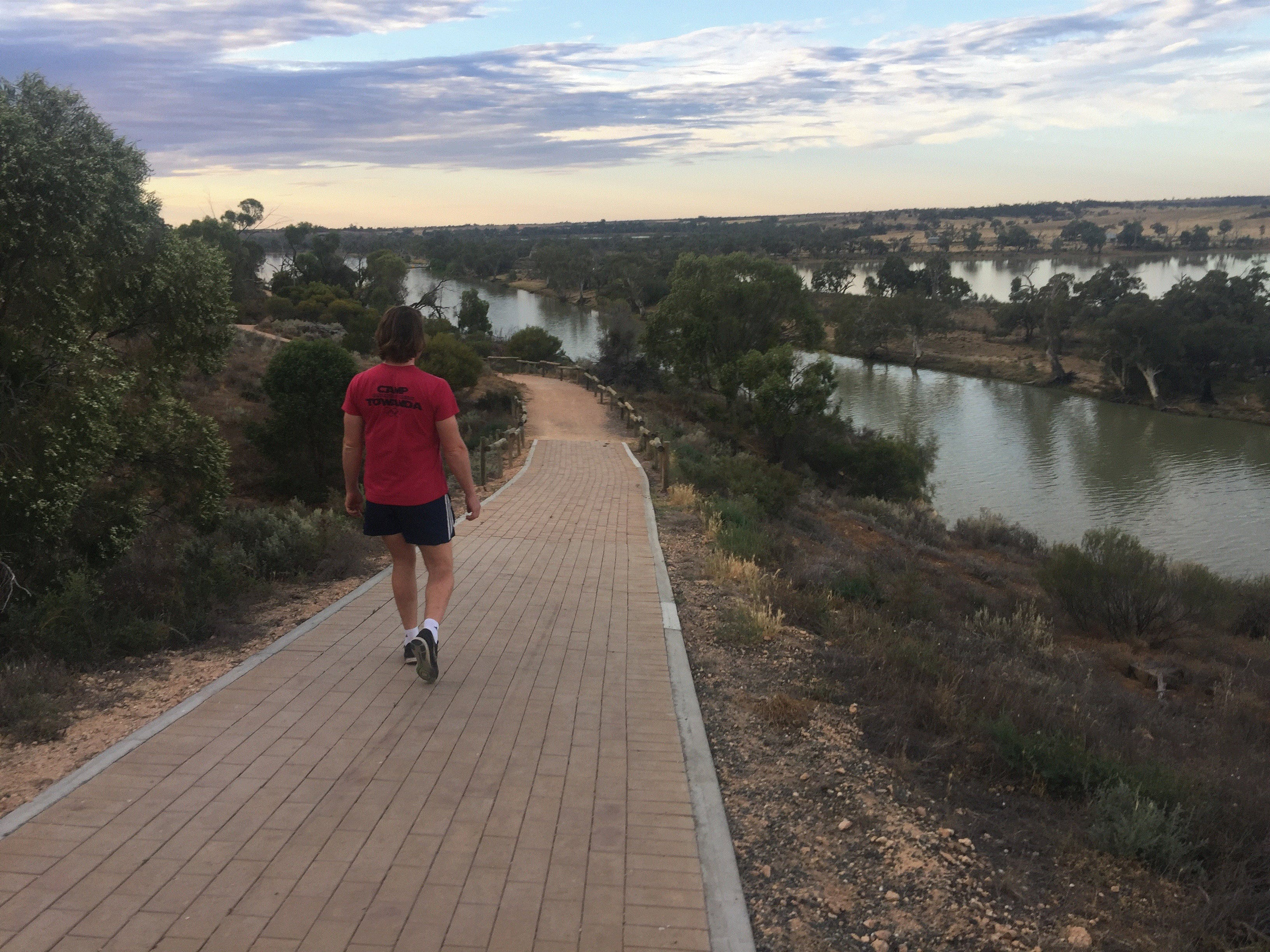 Waikerie Rotary Cliff Top Walk - Attractions Brisbane