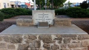 Barmera Horse Trough - Attractions Brisbane