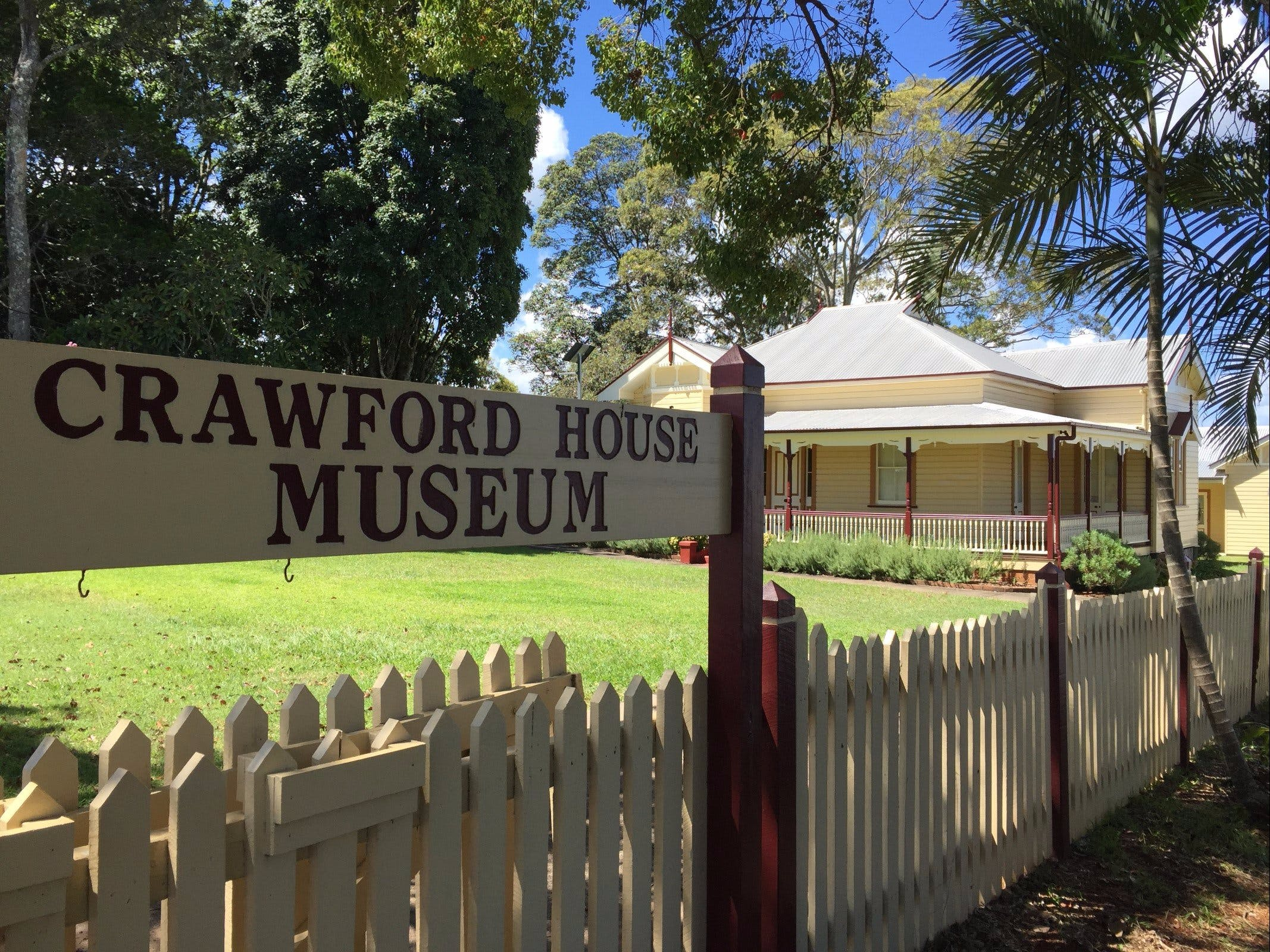 Crawford House Alstonville - Attractions Brisbane