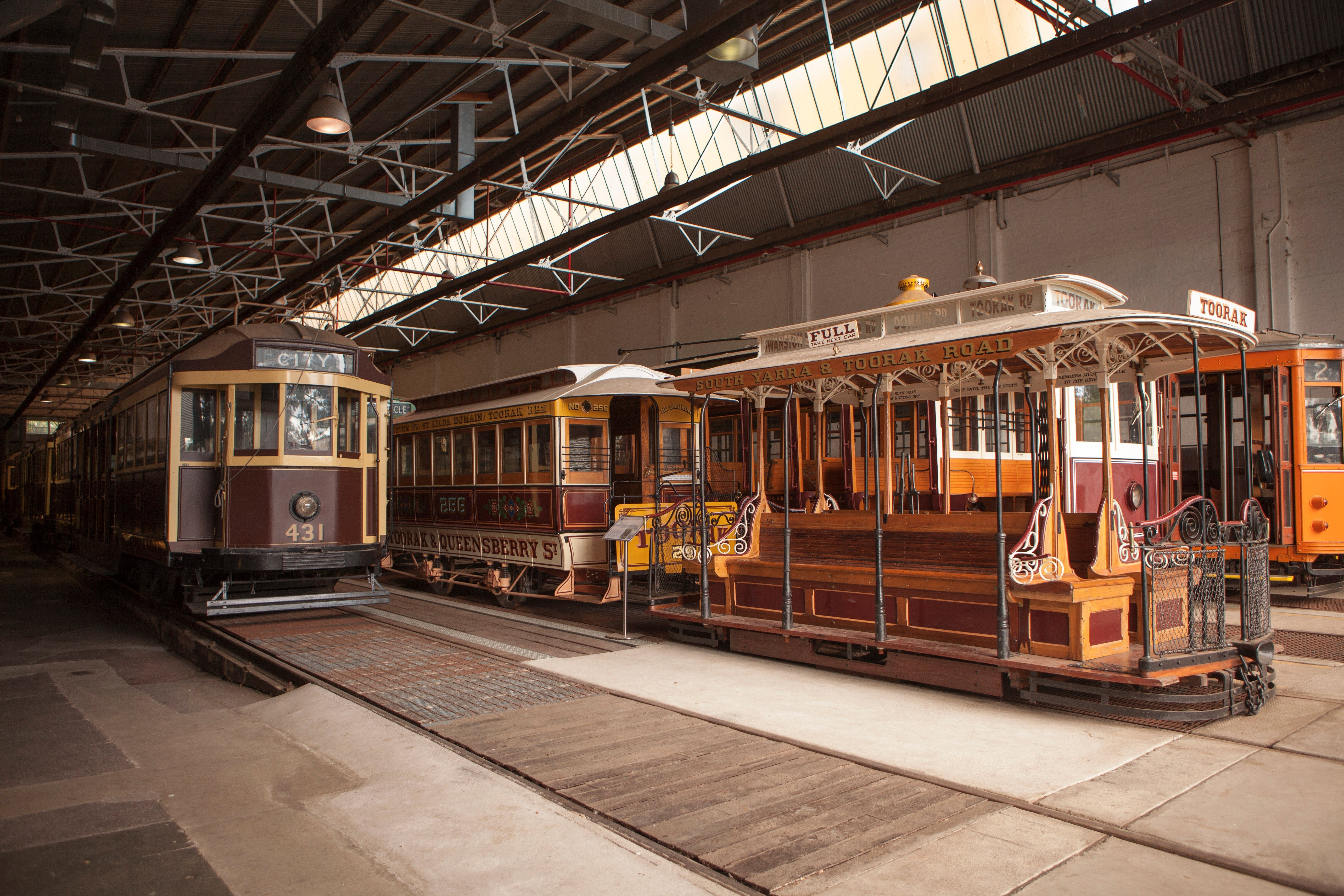 Melbourne Tram Museum - Attractions Brisbane