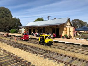 Oberon Tarana Heritage Railway - Attractions Brisbane
