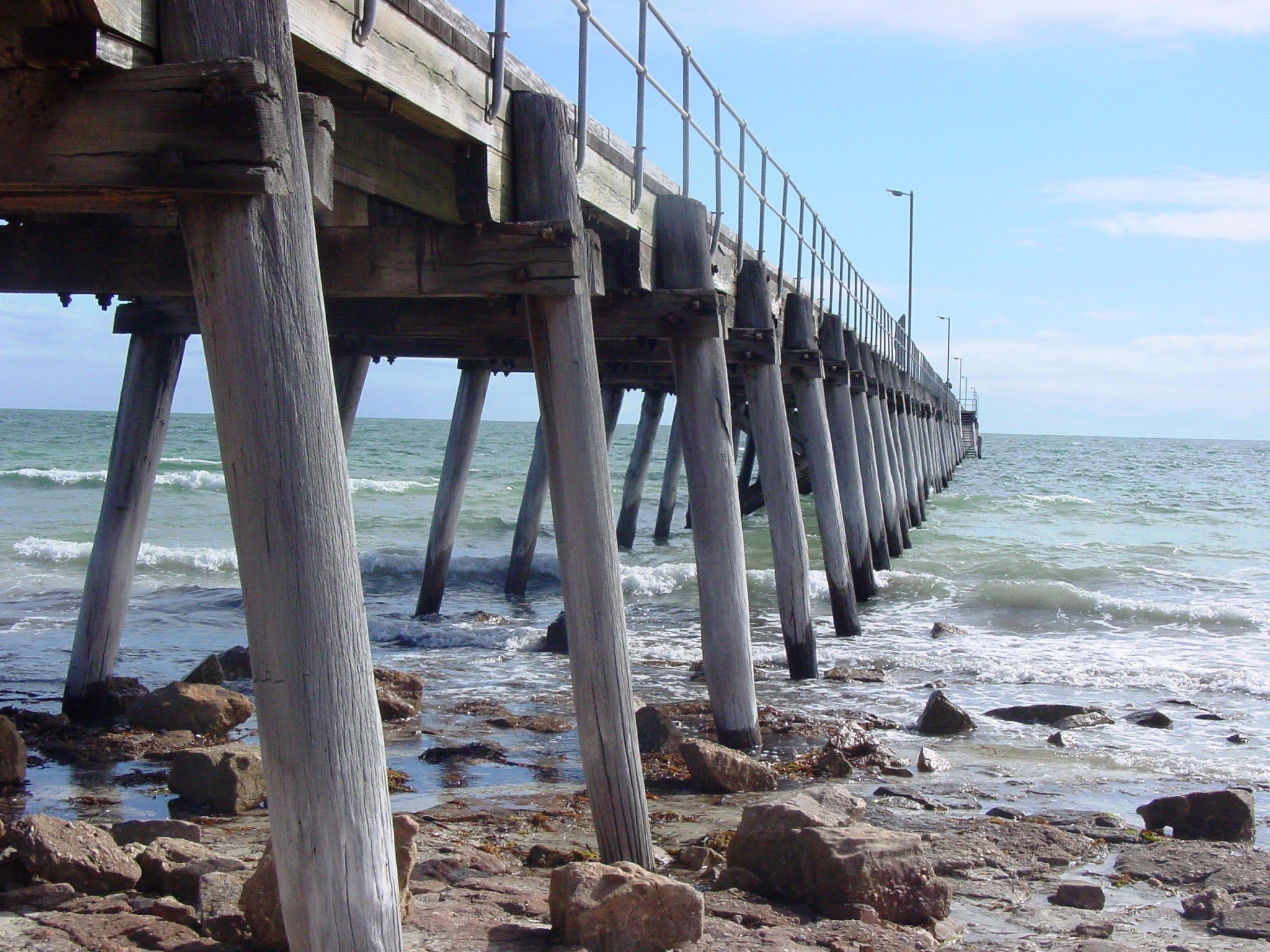 Port Hughes Jetty - Attractions Brisbane