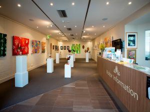 Australian National Botanic Gardens Visitor Centre Gallery - Attractions Brisbane