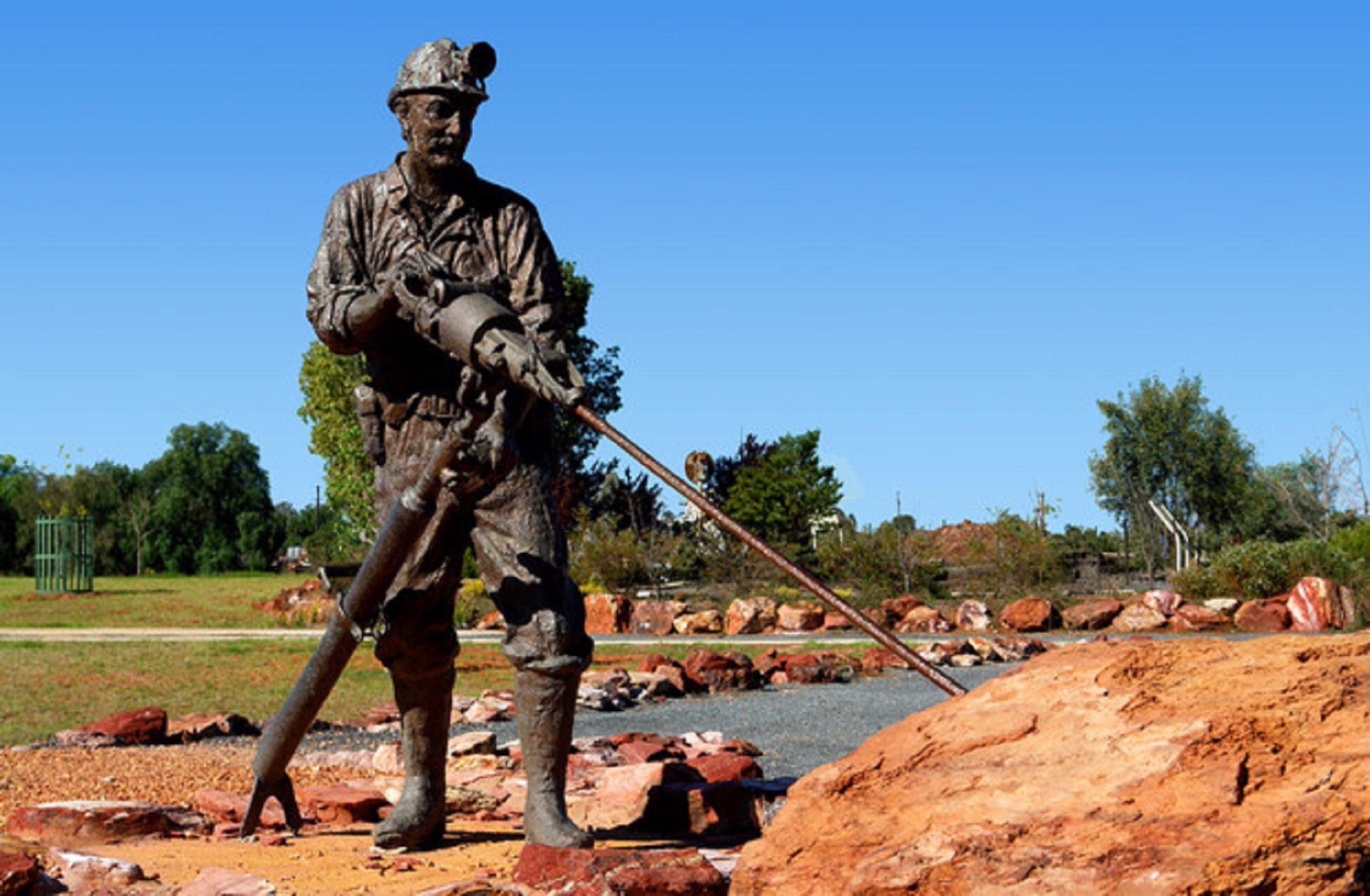 Great Cobar Copper Mine - Attractions Brisbane