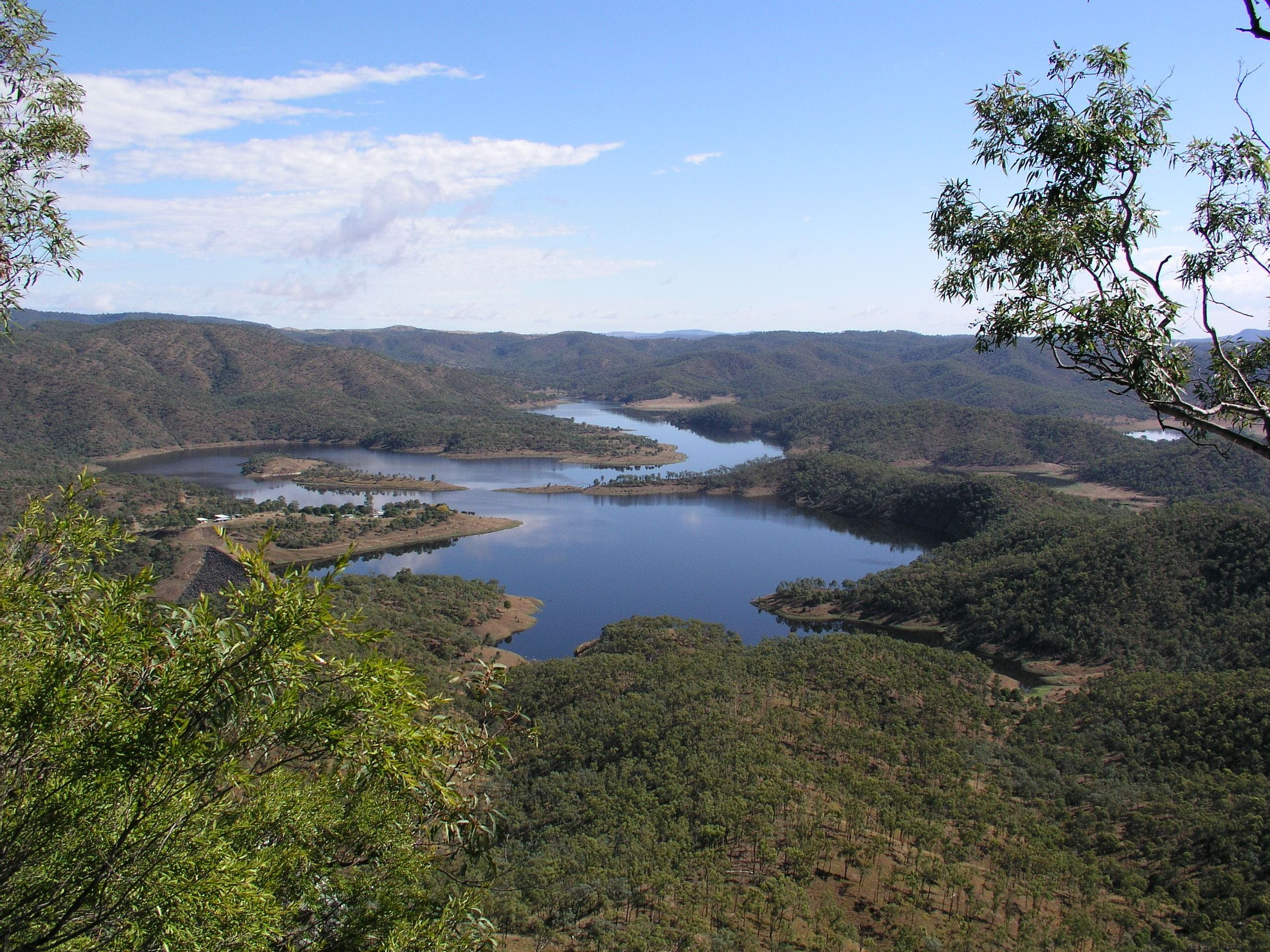 Lake Cania - Attractions Brisbane