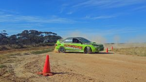 Rally Driving Loveday - Attractions Brisbane