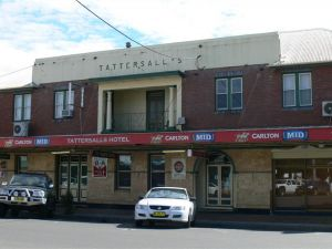 Tattersalls Hotel - Casino - Attractions Brisbane
