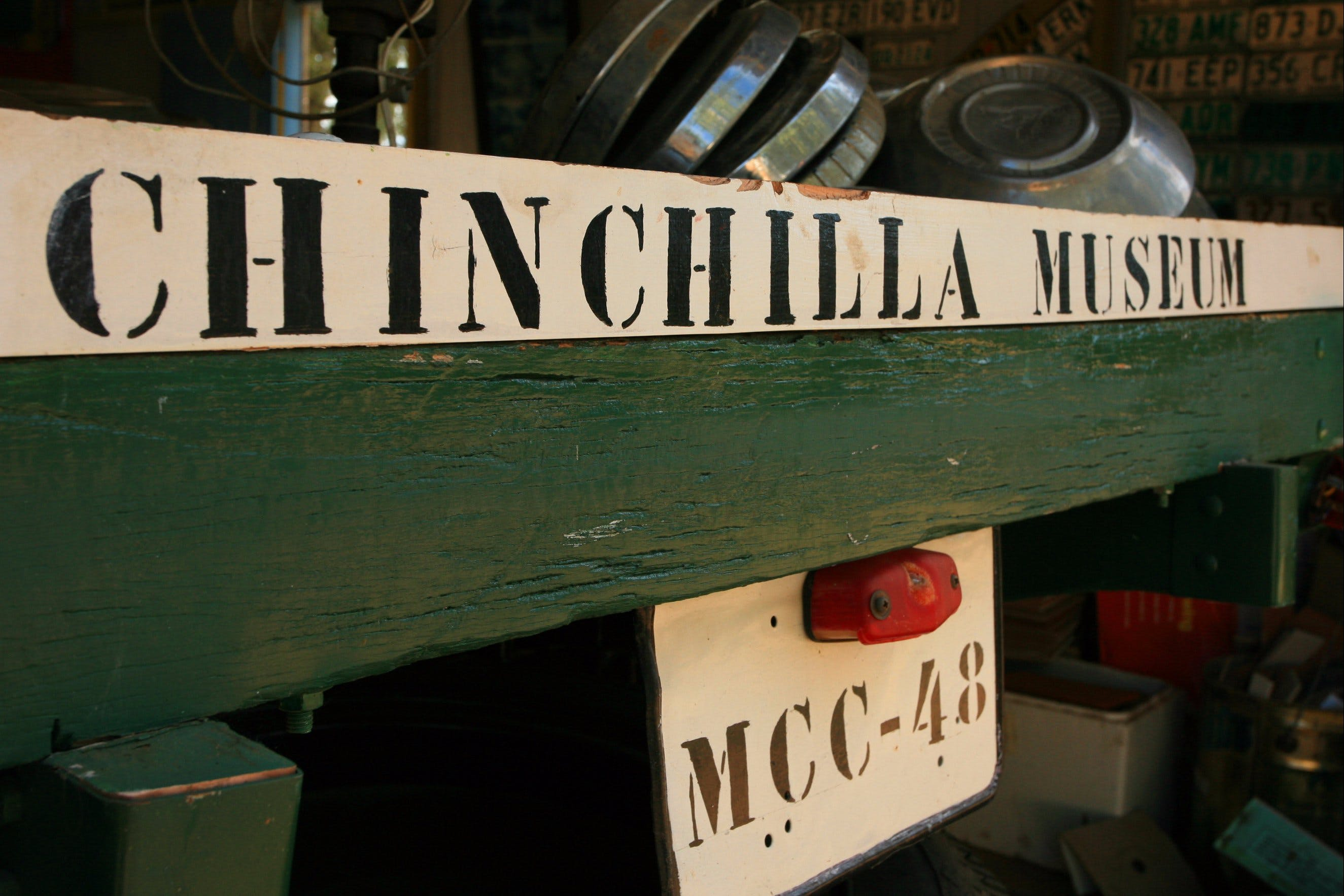 Chinchilla Historical Museum - Attractions Brisbane