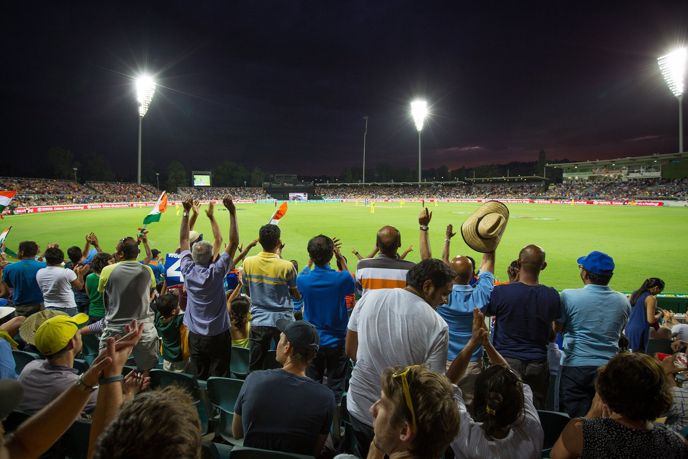 Manuka Oval - Attractions Brisbane