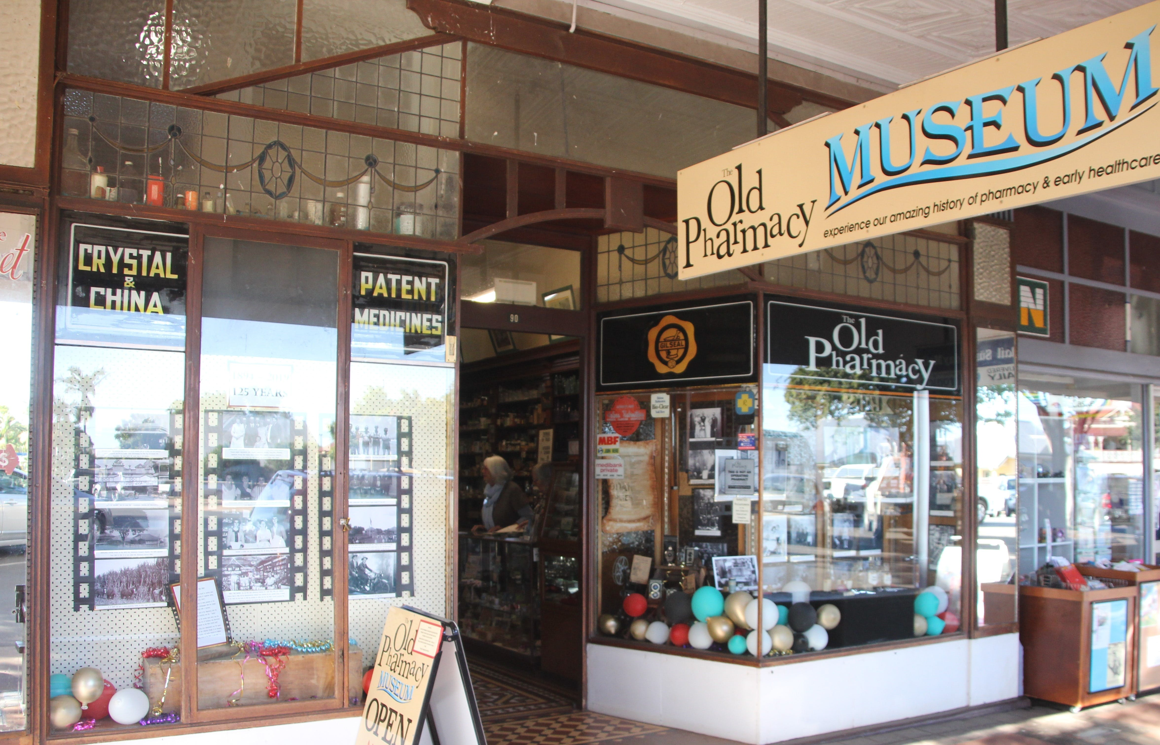 Old Pharmacy Museum  Childers - Attractions Brisbane