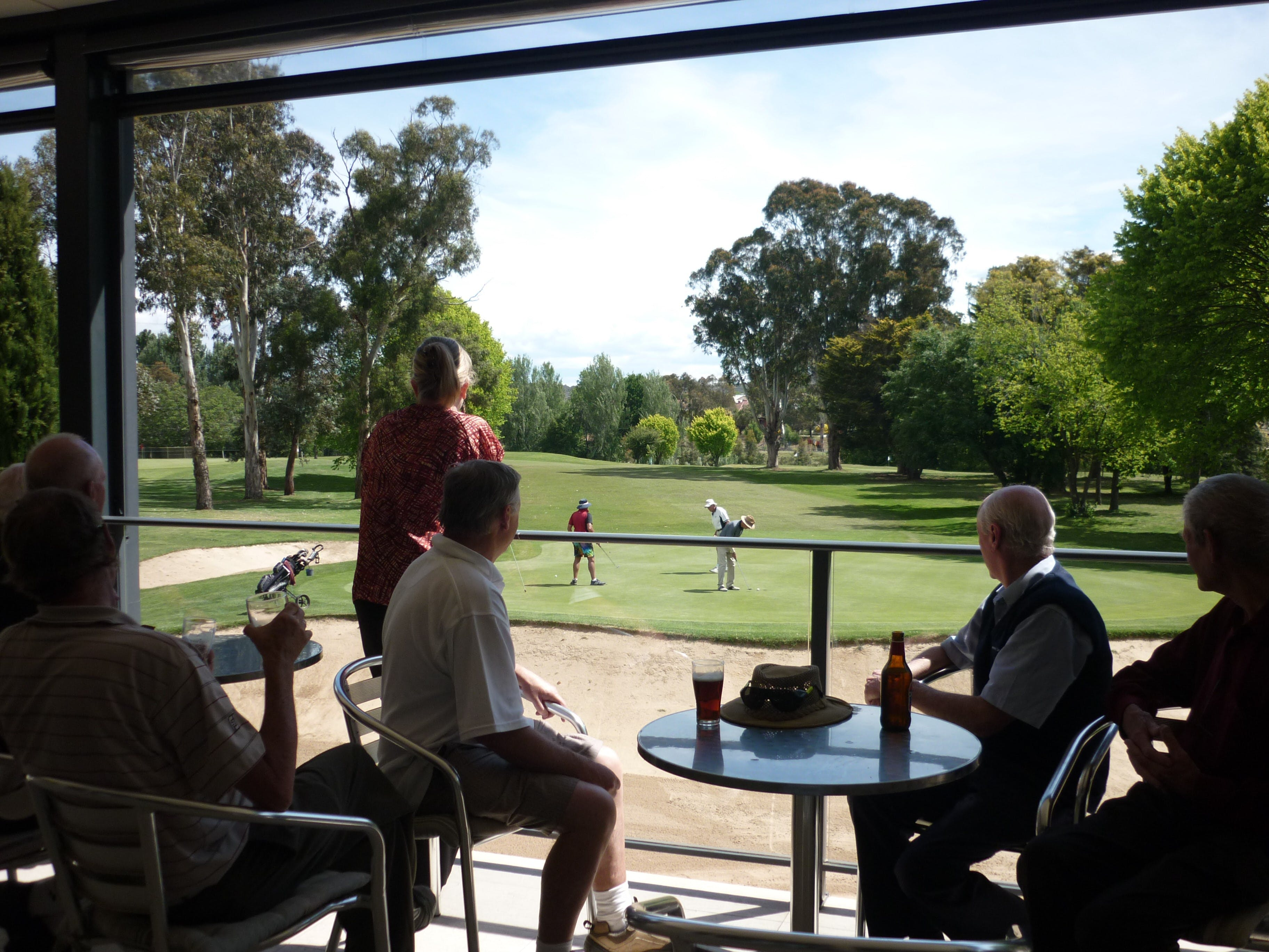 Queanbeyan Golf Club - Attractions Brisbane