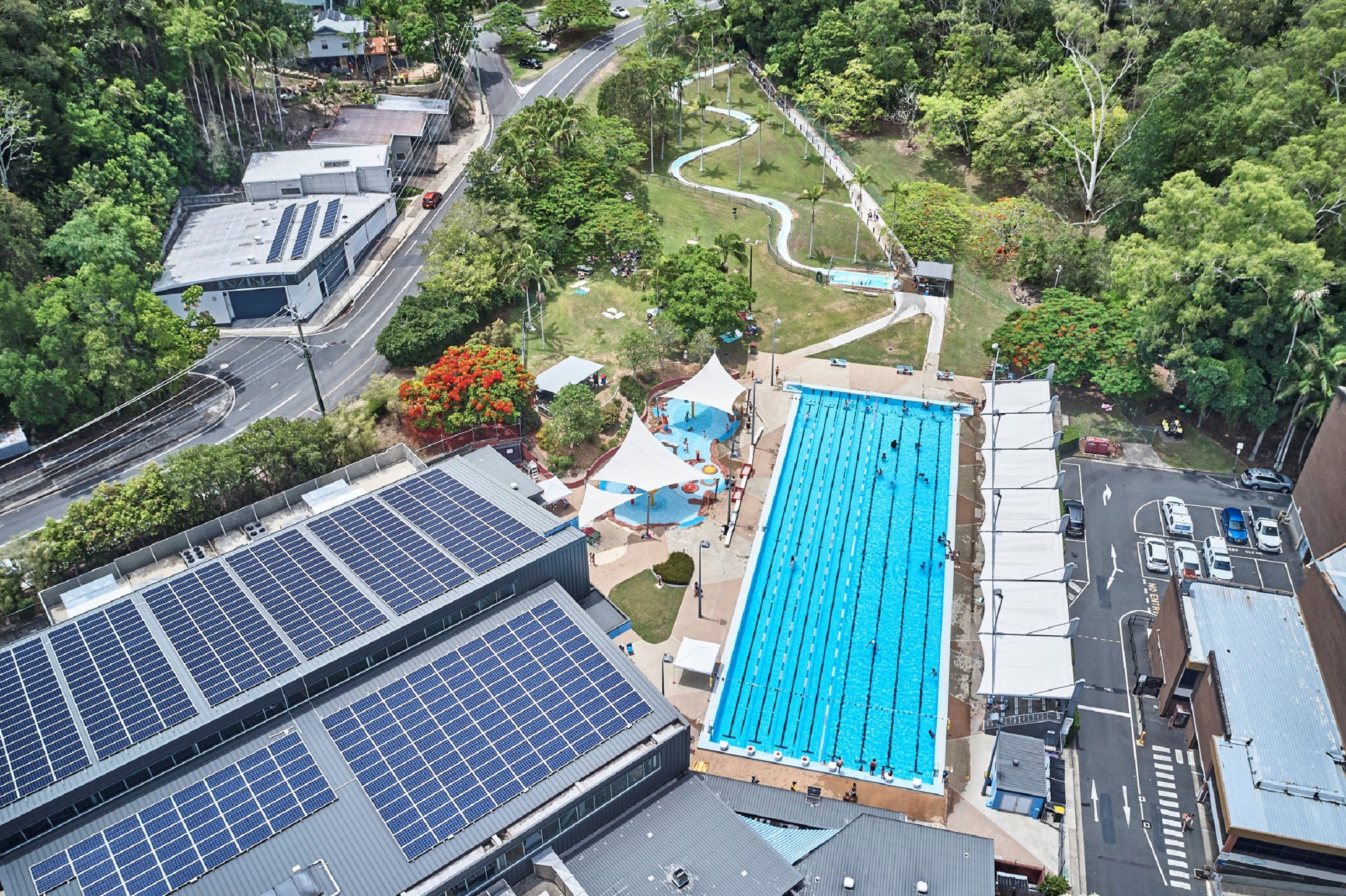 Tweed Regional Aquatic Centre - Murwillumbah - Attractions Brisbane