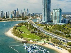 Broadwater Parklands - Attractions Brisbane