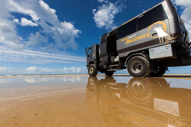 Fraser Island 4WD Tour from Noosa - Attractions Brisbane