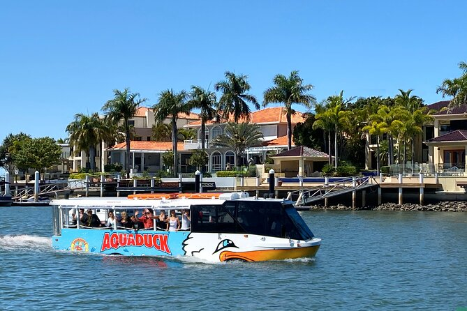 Aquaduck Sunshine Coast - Attractions Brisbane