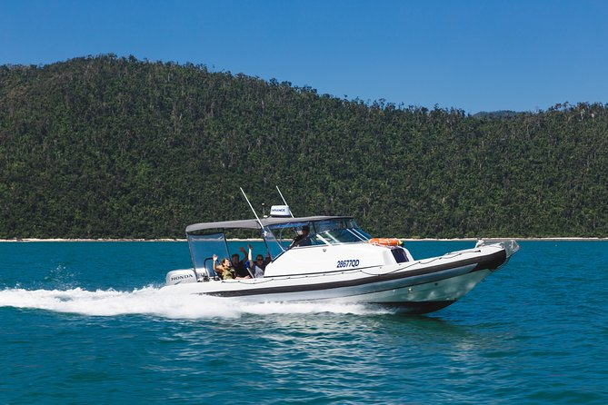 Private Standard Charter Experience in Whitsundays - Attractions Brisbane