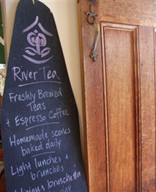 River Tea House - Attractions Brisbane
