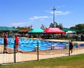 Charleville Swimming Pool - Attractions Brisbane