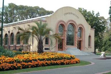 Conservatory - Attractions Brisbane