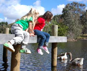 Vasse River and Rotary Park - Attractions Brisbane