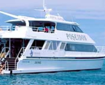 Poseidon Outer Reef Cruises - Attractions Brisbane